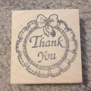 Other - Large Thank You Stamp